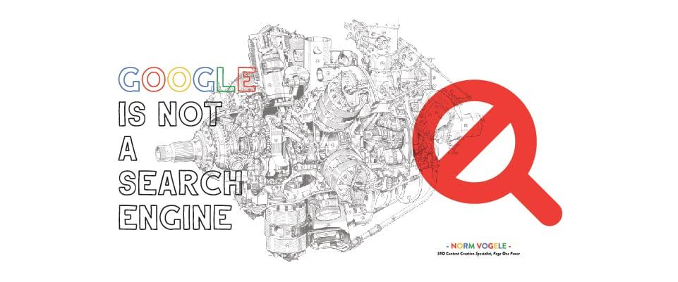 GoogleNotEngine - Blog