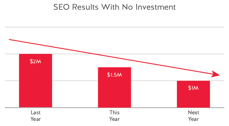 SEO Results With No Investment