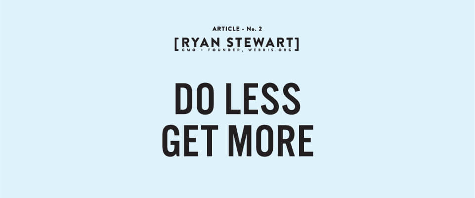 Less-more-blog